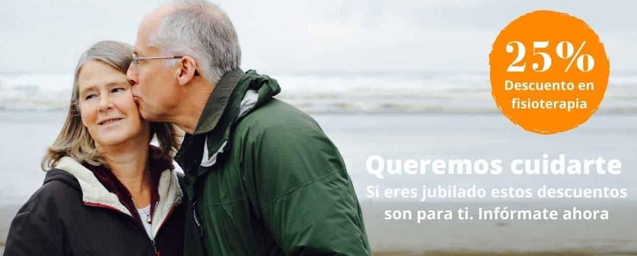 Descuentos fisioterapia para jubilados Madrid Clínicas H3