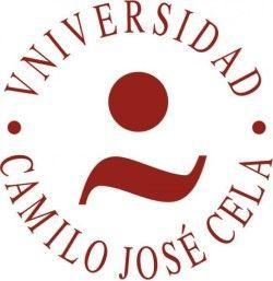 Logo Universidad Camilo José Cela con Clínicas H3 Madrid