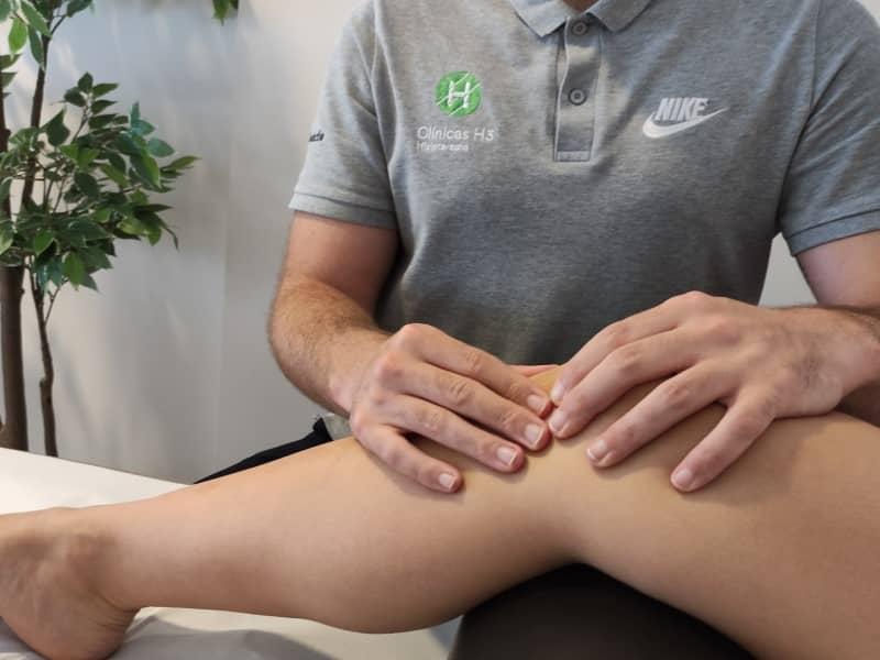 Grasa de Hoffa y su relación con la hoffitis. Clínicas H3 fisioterapia MAdrid