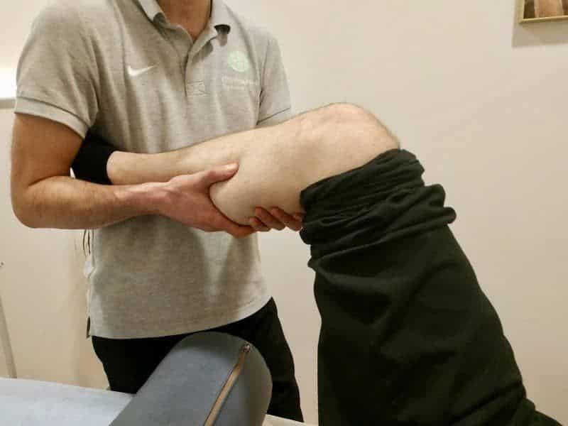 Periostitis tibial posterior tratamento fisioterapia Clínicas H3